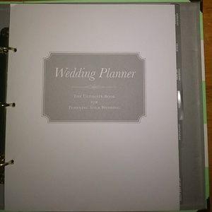 Tj Maxx Wedding.Brand New Wedding Planner Nwt